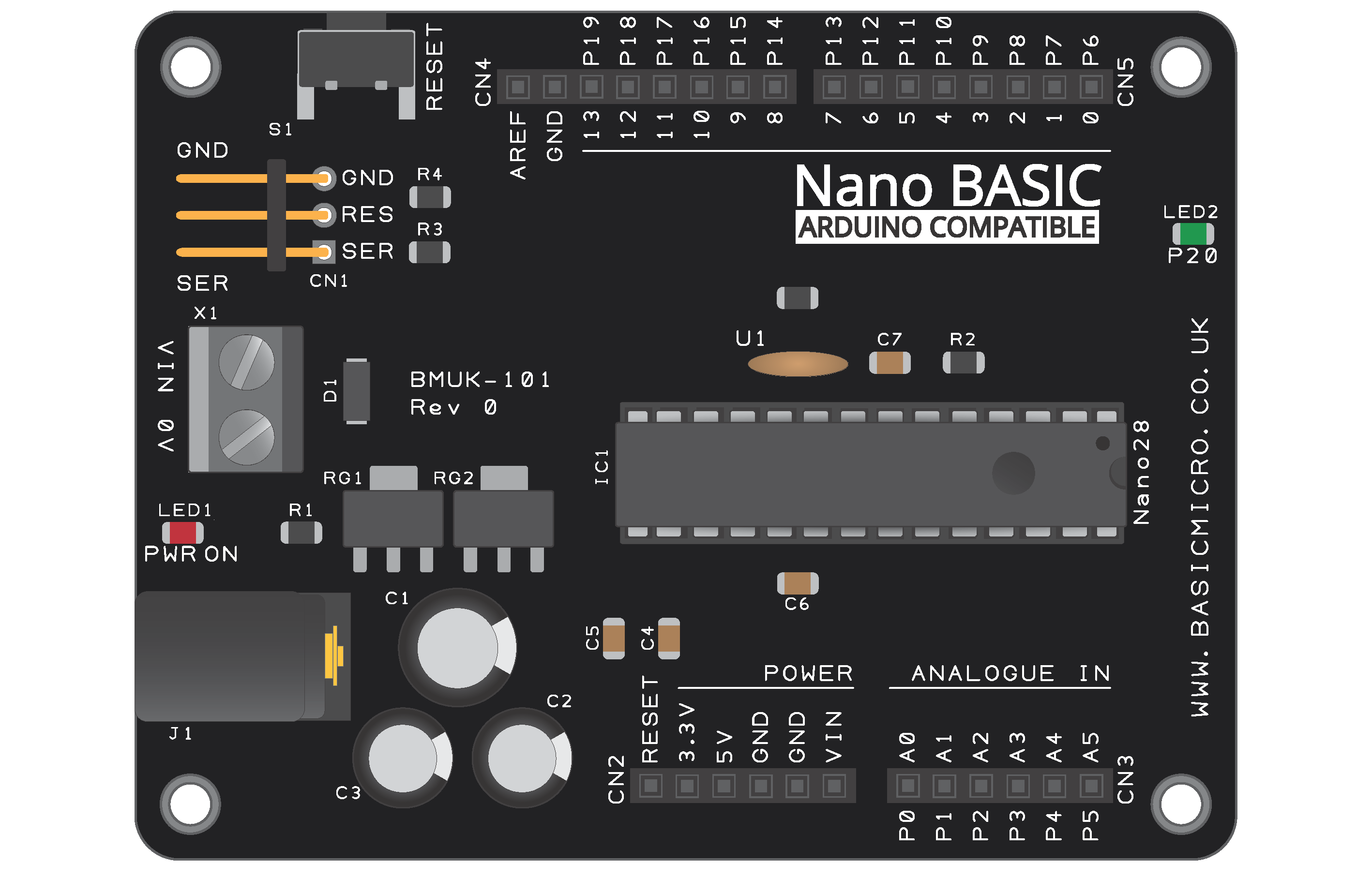 Nano BASIC Arduino Black PCB Low Res.png